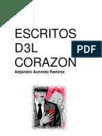 ESCRITOS D3L CORAZON