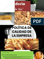 Diapositivas Exposicion Panaderia Pan de Dios