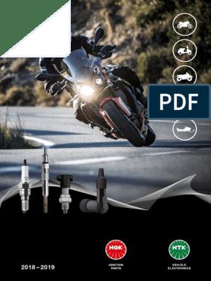 Bougie d/'allumage set 2 pièces NGK br9ecm Pour Aprilia Honda Suzuki Yamaha RS NSR RG RGV