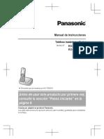 Panasonic TGD210