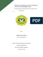 RESUME JURNAL INTERNASIONAL FARMAKOLOGI TENTANG PENERAPAN PATIENT SAFETY DALAM PEMBERIAN OBAT.docx