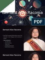 Bernard Alan Racoma