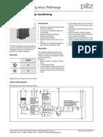 Pilz S3UM Data Sheet 1001904-En-01