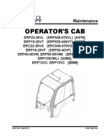 Operators Cab