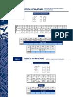 Tuerca Hexagonal especificaciones.pdf