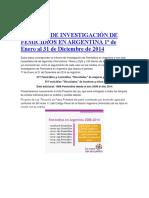 femicidios 2014