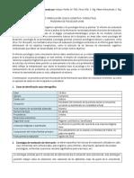 Formulación de caso clínico 201910