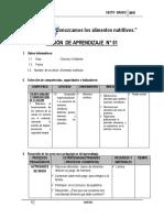 SESIÓN DE APRENDIZAJE DEL PROYECTO  6° MAYO.docx