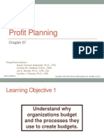 Chap007 Profit Planning