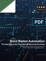 V17-059 Bond Market Automation