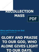 Recollection-Mass.ppt