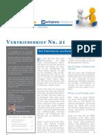 dipeo-Vertriebsbrief November 2010
