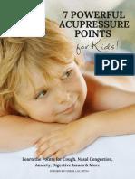Acupressure for Kids eBook