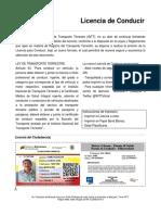 Licencia Leoncio