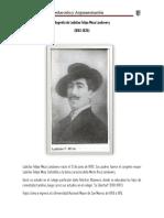 Biografía de Ladislao Felipe Meza Landavery Final