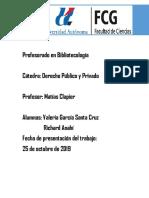 Trabajo Practico Propiedad Intelectual en Argentina