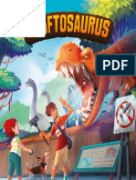 Draftosaurus Rules Spa