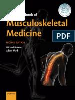 Oxford Textbook of Musculoskeletal Medicine