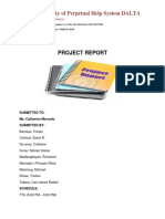Project Report Semi Finals