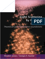 Miroslaw Jonasz, Georges Fournier - Light Scattering by Particles in Water_ Theoretical and Experimental Foundations (2007)