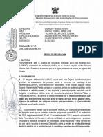 Juez rechaza recusación por caso Villarán