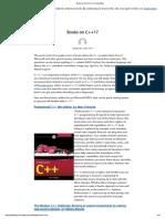 Books on C++17 _ C++ Team Blog