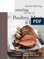 Mastering the art of poultry, meat & game