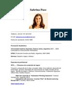 Sabrina Pace CV 2018.docx