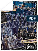 Newsies Audition Packet
