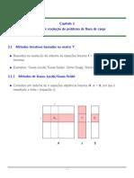 Fluxo de Carga - Cap3-Métodos de resolução