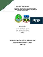 Laporan Aktualisasi Dokter Umum