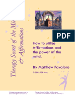 Affirmation Power