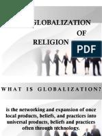Globalization of Religion