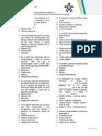 Cuestionario Para Imprimir Mtto2 - Sin Rta