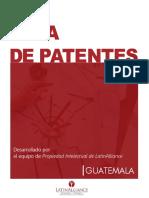 GUIA DE PATENTES