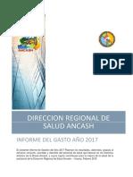 Indicadores Desempeno 2017 de Alimentacion