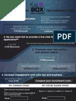 KaiBOX Pricing PDF