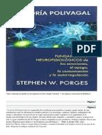 La Teoría Polivagal- Stephen Porges