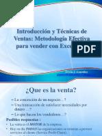 Tecnicas de Ventas Corp.