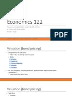 Econ 122 Lecture 6 Debt Securities 2