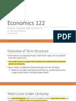 Econ 122 Lecture 8 Debt Securities 4