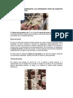 Informe de Injertos Fruticultura