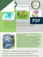 Curso de formação em florais de Bach e Bioquanticos