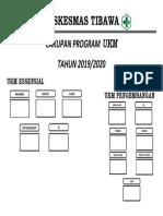 Desain Cakupan Program Ukm