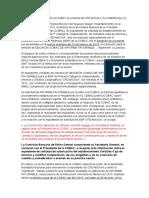 El Gobierno Abandona en La COBAC La Licencia de CoFyDes-MiCAJA