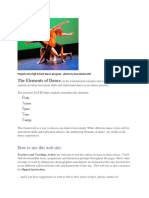 Dance and its elements.docx