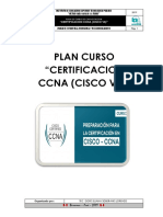 Plan de Curso Certificacion Cisco 2019
