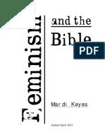 Mardi Keyes - Feminism and the Bible [2013].pdf