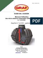 Guide d Utilisation-graf Distribution Sarl-gamme Easyone