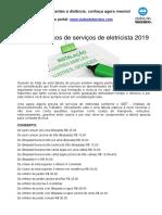 tabela de serviços de elétrica 2019.pdf